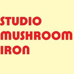 STUDIO MUSHROOM IRON